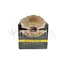 Ночной крем с  жемчугом Black Pearl Perfect Cream