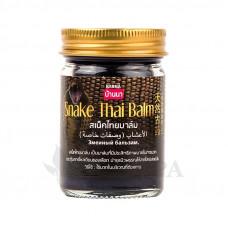 Тайский черный бальзам с ядом кобры, 50 мл