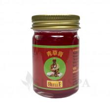 Согревающий красный тайский бальзам