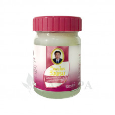 Тайский розовый бальзам Wangprom