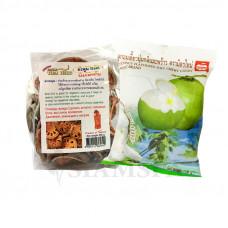 Чай Матум и жевательные конфеты с кокосовым молочком
