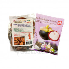 Чай Матум и жевательные конфеты с соком мангостина