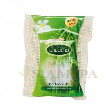СПА-мыло с АХА кислотами и рисовое молоко
