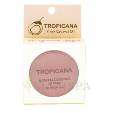 Натуральный бальзам для губ Тропикана - Pomegranate Joyful