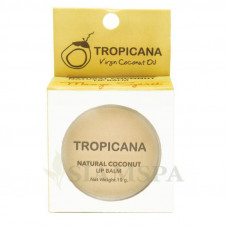 Натуральный бальзам для губ Тропикана - Mango
