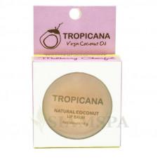 Натуральный бальзам для губ Тропикана - Mulberry Cheerful