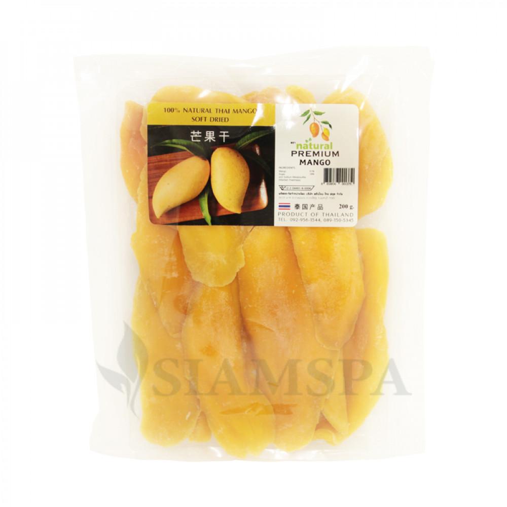 Сушений манго, 200 г