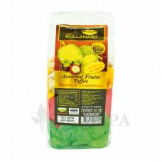 Жевательные тайские конфеты ассорти Kullanard Assorted Fruits Toffee