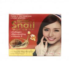 Улиточный крем с коллагеном Royal Thai Herb Snail Cream.