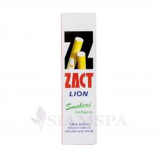 Зубная паста для курильщиков  Zact Lion Smoker Toothpaste.