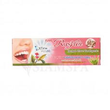 Отбеливающая зубная паста на травах, 30 г