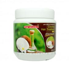 Маска для волос с кокосовым маслом,  500 мл