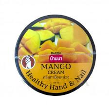 Крем для рук и ногтей Banna с манго
