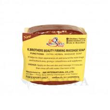 Антицеллюлитное мыло K. Brothers для похудения и упругости кожи