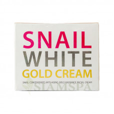 Улиточный крем для лица Snail White Gold cream, 30 мл
